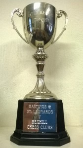 Hastings v Bexhill Challenge Trophy