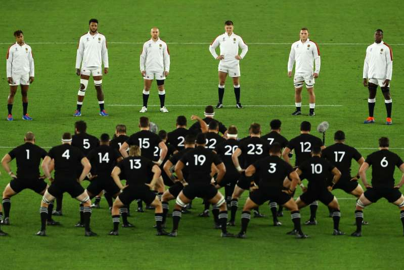 England 19-7 New Zealand